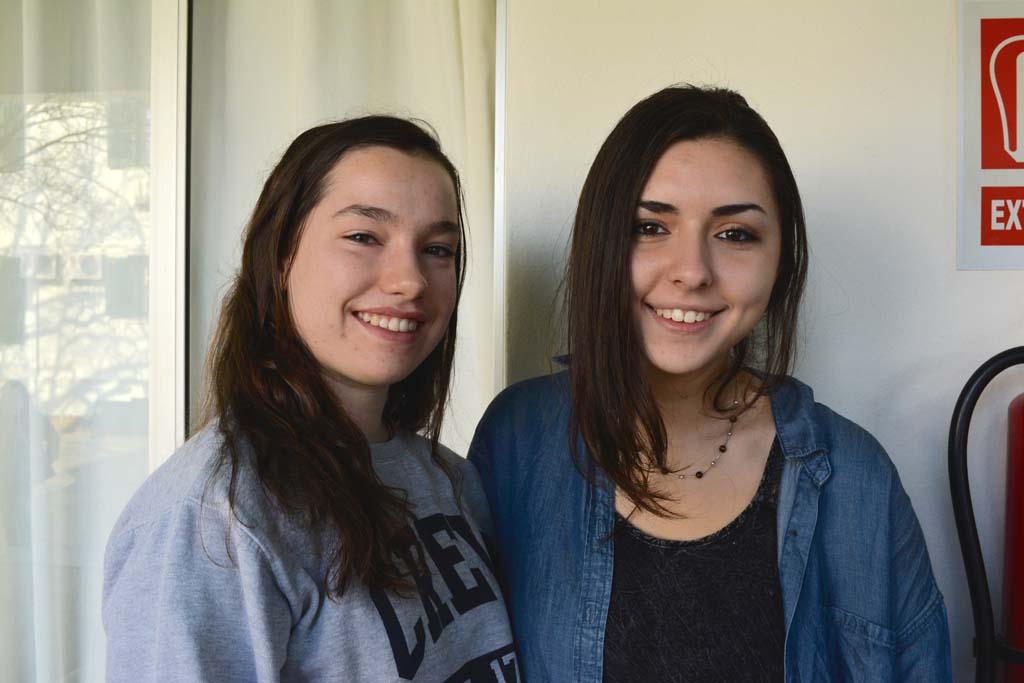 Miranda y Josefina Boehmwald
