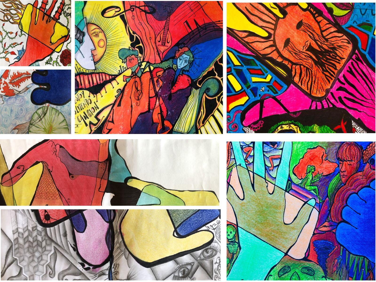 collage para web